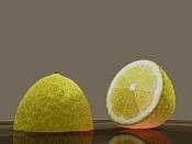 2ª actividad de modelado: Modelar  y texturizar  un limon -lemonscenevrdim0eu.jpg