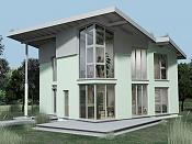 Casa de Diseño  Render en Vray -3dpoder_2.jpg