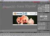 Blender 2 45  Release y avances -captura_blender245.jpg