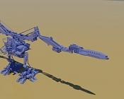 Robot de combate  aPU -terminado1.0brazos.jpg