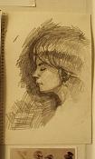Dibujos rapidos , Bocetos  y apuntes  en papel -p8220008.jpg