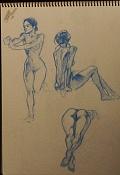 Dibujos rapidos , Bocetos  y apuntes  en papel -p8220006.jpg