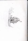 Dibujos rapidos , Bocetos  y apuntes  en papel -dunde.jpg