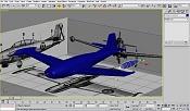 Haciendo el avion Saeta ha 200  para todo el que quiera apuntarse -fotico2.jpg