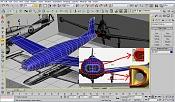 Haciendo el avion Saeta ha 200  para todo el que quiera apuntarse -fotico4.jpg