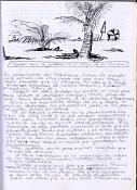 Dibujos rapidos , Bocetos  y apuntes  en papel -viajes01.jpg