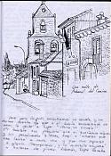 Dibujos rapidos , Bocetos  y apuntes  en papel -viajes02.jpg