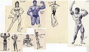 Dibujos rapidos , Bocetos  y apuntes  en papel -cachas.jpg