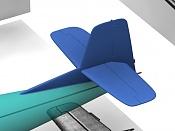 Haciendo el avion Saeta ha 200  para todo el que quiera apuntarse -wip-timones.jpg