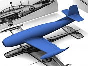 Haciendo el avion Saeta ha 200  para todo el que quiera apuntarse -wip-alas-4.jpg