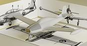 Haciendo el avion Saeta ha 200  para todo el que quiera apuntarse -saeta-render2.jpg