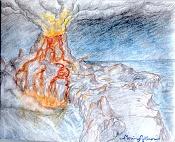 Ilustracion con lapices de colores-volcan_m0l.jpg