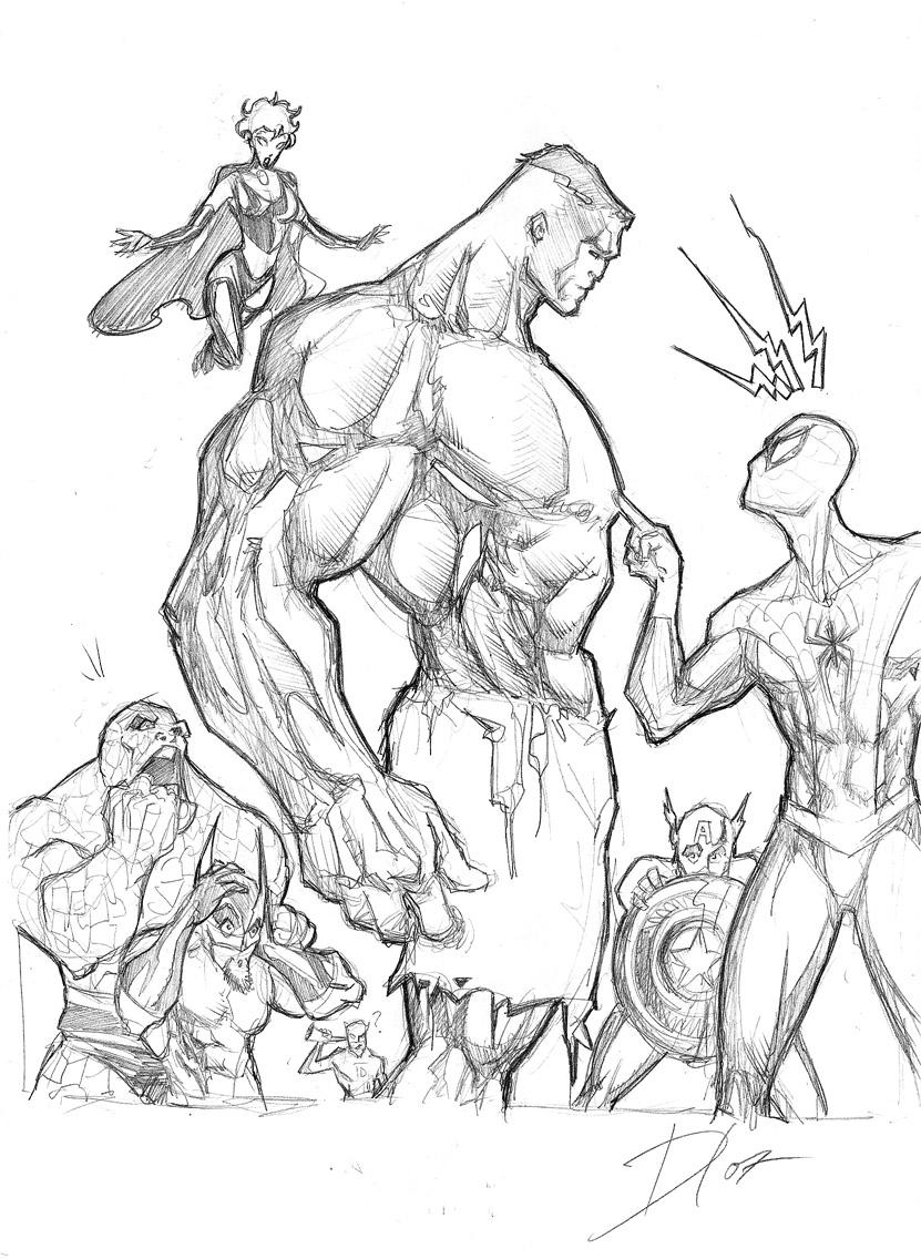 Dibujos para colorear e imprimir de spiderman latest dibujo para colorear de spiderman - Coloriage spiderman et hulk ...