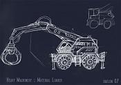 2ª actividad Videojuegos: Vehiculo Terrestre Lowpoly-grua01.jpg