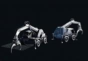 2ª actividad Videojuegos: Vehiculo Terrestre Lowpoly-grua08.jpg