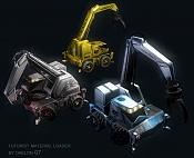 2ª actividad Videojuegos: Vehiculo Terrestre Lowpoly-grua09.jpg