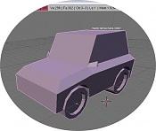 2ª actividad Videojuegos: Vehiculo Terrestre Lowpoly-compacto005.jpg