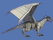 Mas avances en el Dragon  ahora un ciclo de andar -smaug-wip_11.jpg