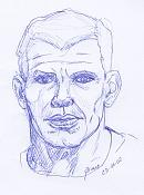 Dibujos rapidos , Bocetos  y apuntes  en papel -fm.jpg