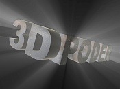 1ª actividad de Motion Graphics :: Cabecera televisiva 3dpoder-3dpoder3.jpg