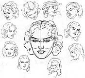Dibujos rapidos , Bocetos  y apuntes  en papel -7.jpg