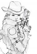 Reto - Bu vs Ballo  -- Steampunk-wipilu-02-pistola-dibujo.jpg