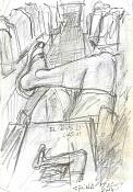 Dibujos rapidos , Bocetos  y apuntes  en papel -el-bus-de-las-2.jpg