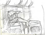 Dibujos rapidos , Bocetos  y apuntes  en papel -solo-el-chico-de-las-2.jpg