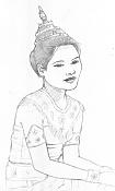 Dibujos rapidos , Bocetos  y apuntes  en papel -071204-khmers.jpg