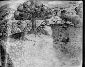 Dibujos rapidos , Bocetos  y apuntes  en papel -juntqaoalarbol_m0l.jpg