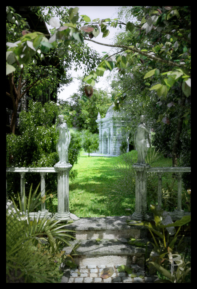 Jardin secreto for Shunga jardin secreto