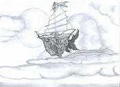 Dibujos rapidos , Bocetos  y apuntes  en papel -img3.jpg