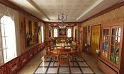 arquitectura: Sala y comedor antiguos -comedorfinal2.jpg
