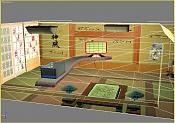 Corto 3d  Como lo ves -habitacion.wire.2.jpg