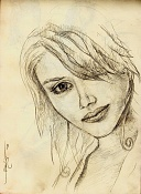 Dibujos rapidos , Bocetos  y apuntes  en papel -scan0002.jpg