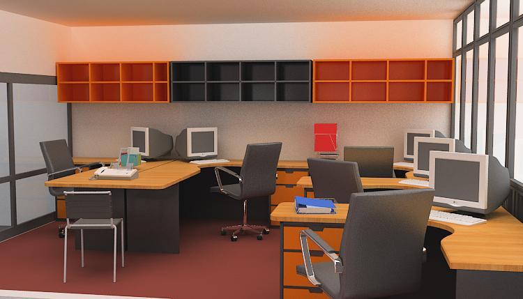 Decorar Oficina Peque?a Fotos ~ Peque?a oficina