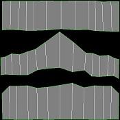 Problemas para exportar mapa de normales y desplazamiento en ZBrush-uvs-separadas.jpg