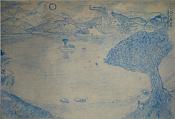 Dibujo artistico - El Pastelista-paisaje_lago_dragos.jpg