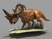 Pachyrhinosaurus  Reptil de Nariz Gruesa -pachyrhinosaurus1.jpg