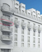 Infoarquitectura - Proyecto Manll - Exterior-balcones-raros.jpg