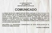 Venezuela: ¿Estamos informados sobre lo que pasa alli?-panfleto.jpg