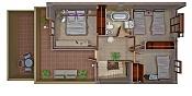 Proyecto Finalizado, exteriores e interiores -primera-planta-cenital-2.jpg