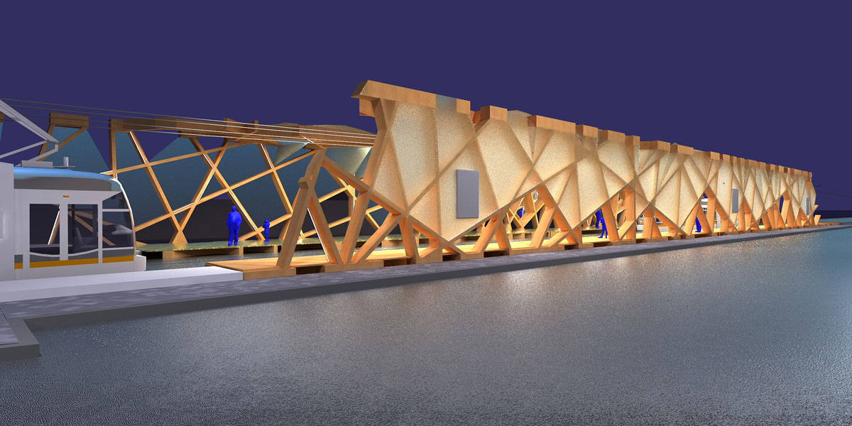 Infoarquitectura concursera::Parada TRaM Universidad-2414304430_f9a4d8c278_o.jpg