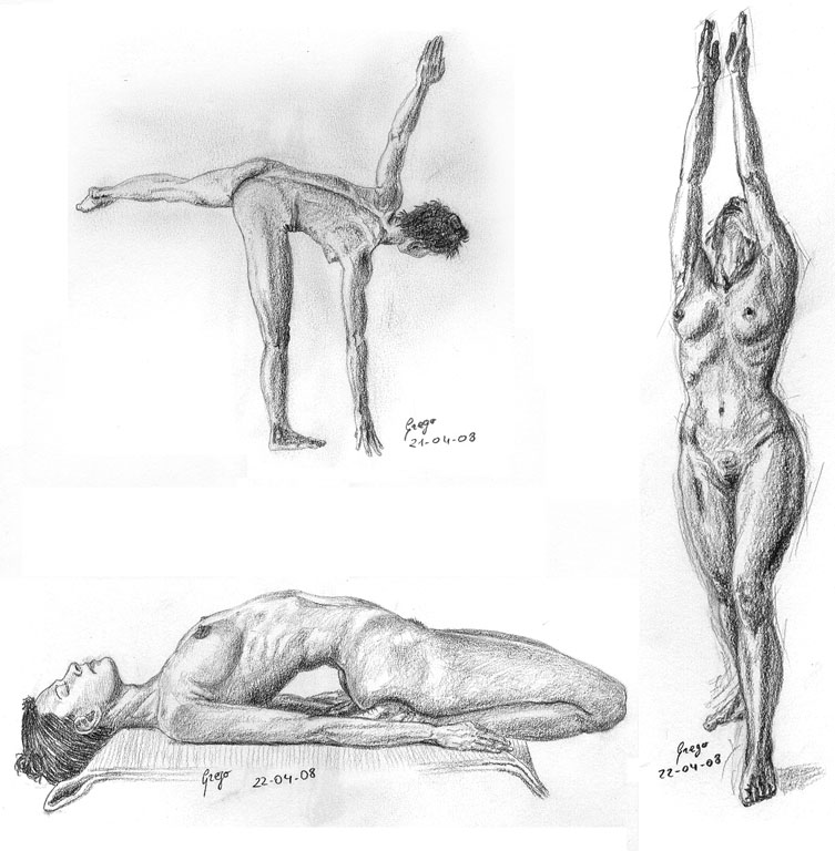 Contemporáneo Mujer Anatomía Arte Ideas - Anatomía de Las ...