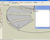 SketchUp, Problema con viga circular-02.jpg