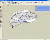 SketchUp, Problema con viga circular-03.jpg