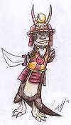 Progresos de Mailus-vaako-samurai-color.jpg
