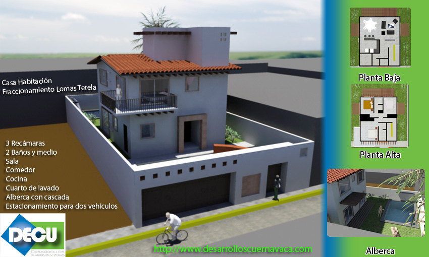 Trabajo visualizacion casa habitacion - Trabajo y casa ...