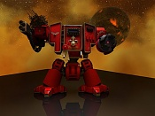 Blood angel Dreadnought-prova012.jpg