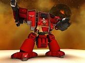 Blood angel Dreadnought-prova011.jpg